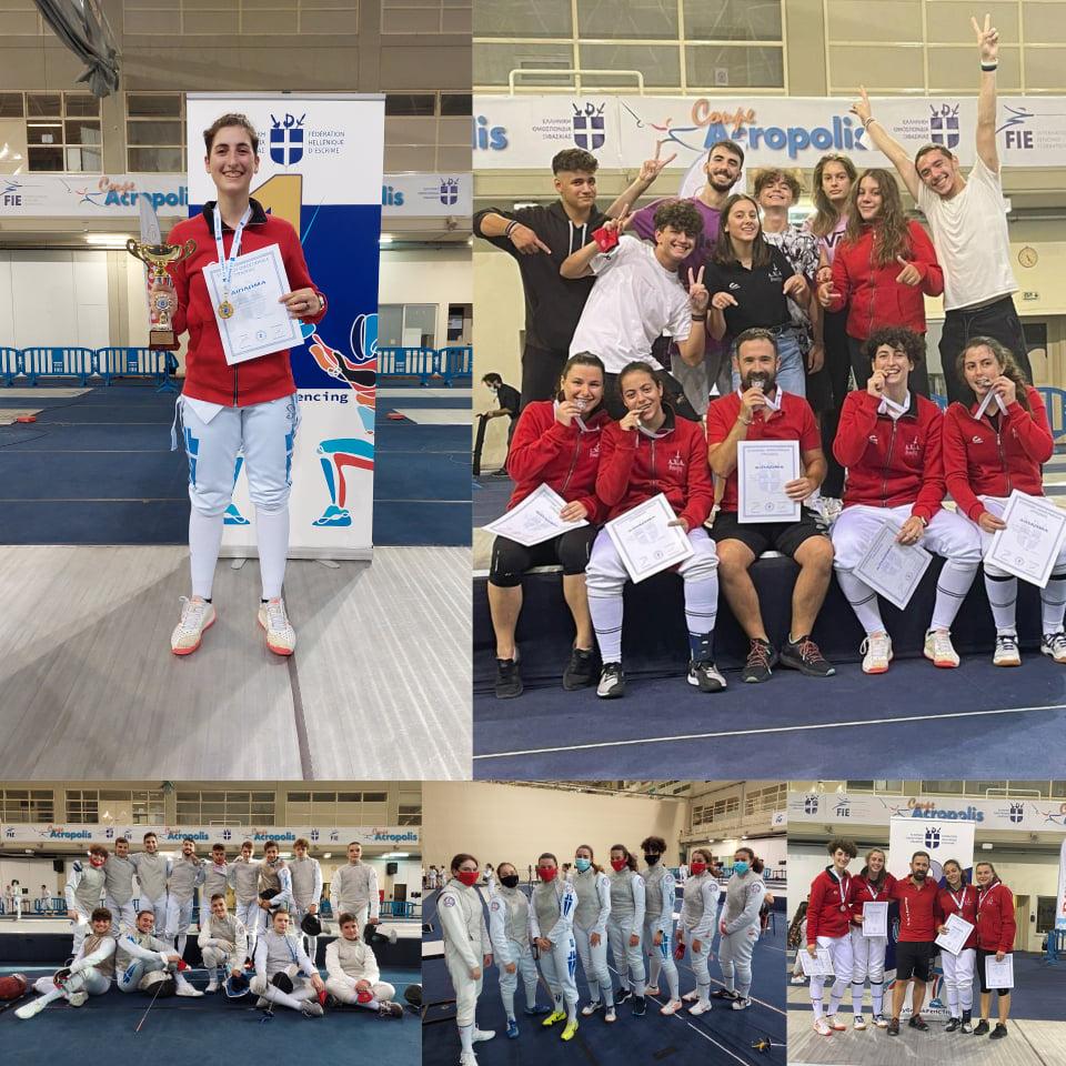 Πανελλήνιο Πρωτάθλημα Ανδρών-Γυναικών 2021
